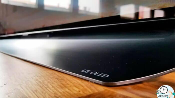 Внешний вид телевизора LG OLED55C8PLA
