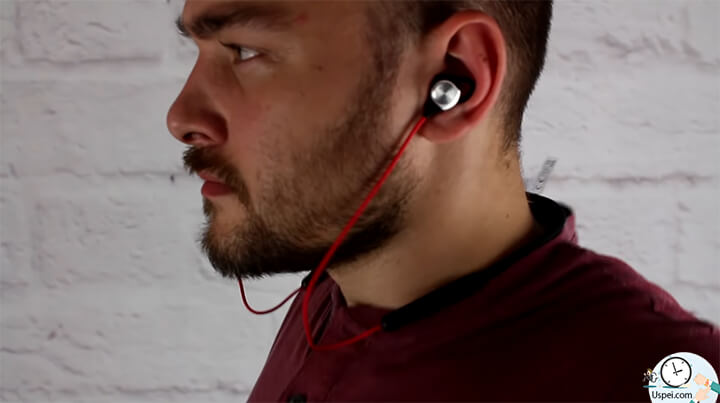 Meizu EP52 - плотно сидят в ушах