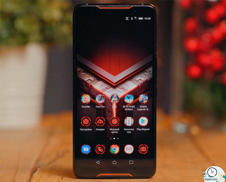 Asus ROG Phone - самый навороченный игровой смартфон в мире!