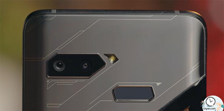 Asus ROG Phone - основная Камера