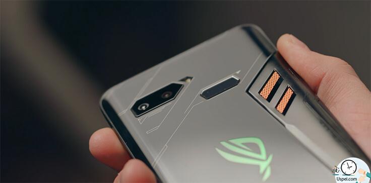 Asus ROG Phone - система пассивного охлаждения