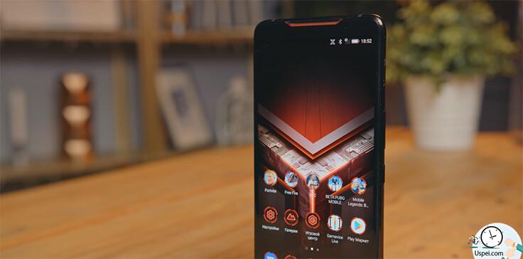Asus ROG Phone - есть ли здесь NFC? Есть и это приятно