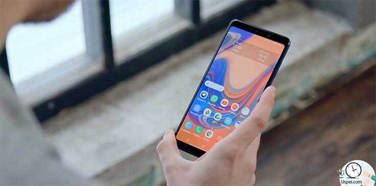 Samsung Galaxy A9 - 40 000 - это все-таки дороговато