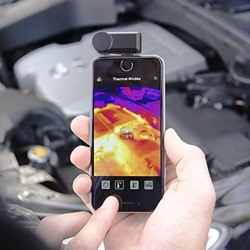 Тепловизор для смартфонаSeek Thermal Compact