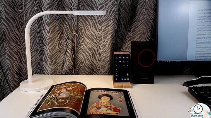 Xiaomi Yeelight Led Table Lamp: обзор