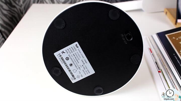 Xiaomi Yeelight Led Table Lamp: 5 нескользских ножек