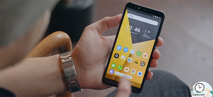 Яндекс.Телефон — С обеих сторон Gorilla Glass 3, 2,5D