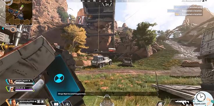 Аудитория игры Apex Legends - 25 миллионов игроков