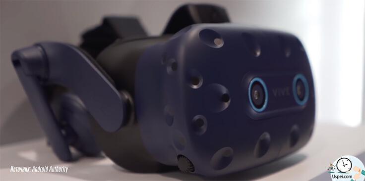 VR шлем Vive Pro Eye