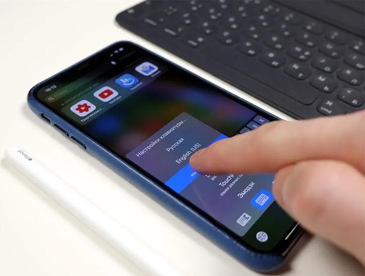 Лучшая сторонняя клавиатура для iPhone