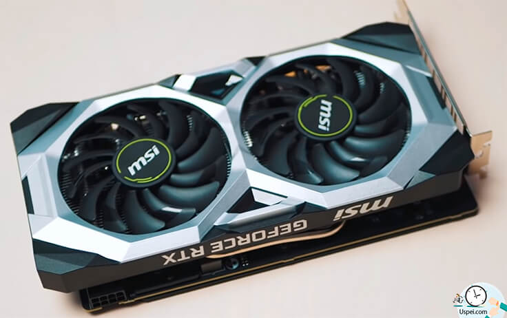 Тестим GeForce RTX 2060