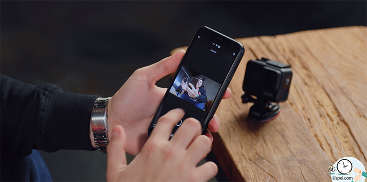 Обзор GoPro Hero 7 и сравнение с Sony FDR-X3000 - приложение