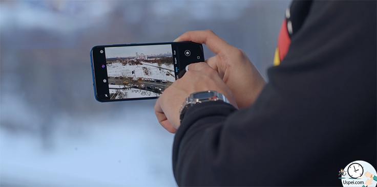 Honor View 20 - Sony IMX586 на 48 мегапикселей