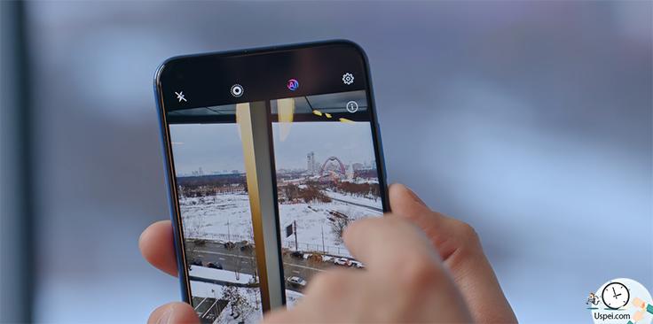 Honor View 20 - 3D-панорама