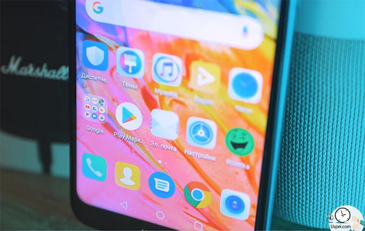 Обзор Huawei Y7 и Y6 - lbcgktq