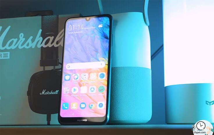 Обзор Huawei Y7 и Y6 - железо
