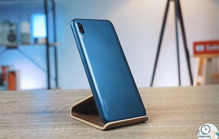 Обзор Huawei Y7 и Y6