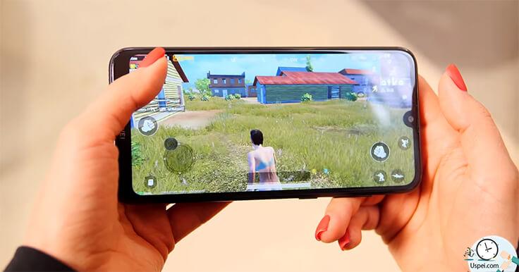 Обзор смартфона Huawei Y7 2019 игры