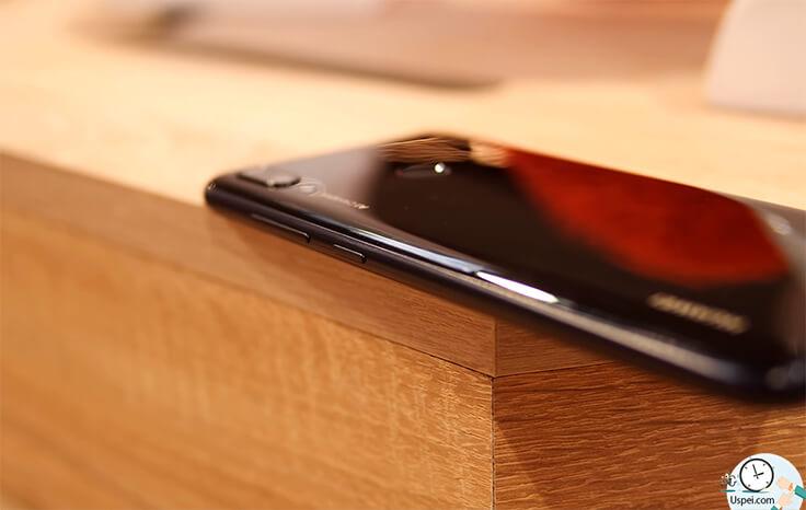Обзор смартфона Huawei Y7 2019 - дизайн