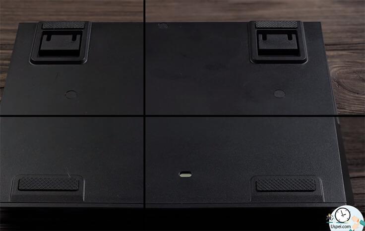 HyperX Alloy Core RGB ножки