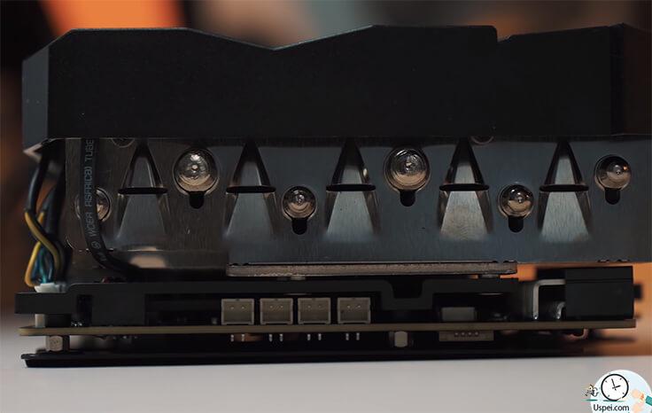 RTX 2080 Ti LIGHTNING Z огромный монст