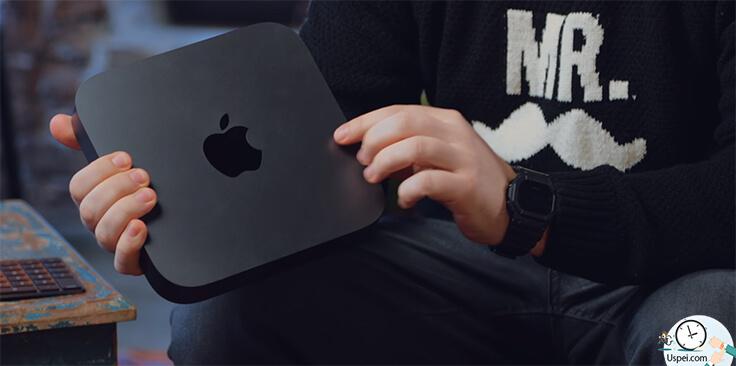 Обзор Mac mini (2018) – блок питания уже встроен в этот маленький компактный корпус