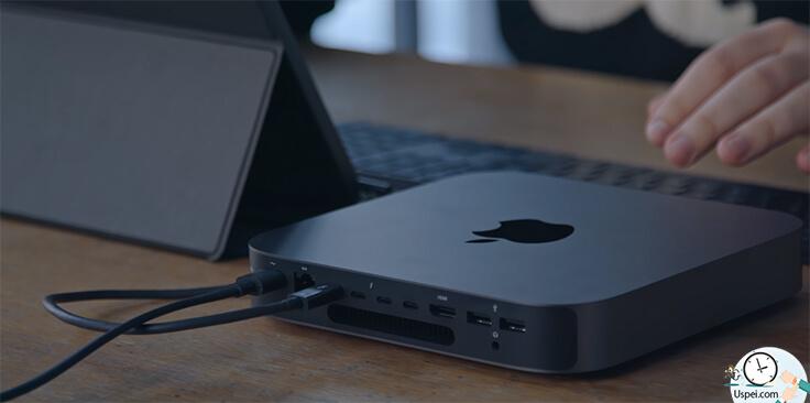 Обзор Mac mini (2018) – под нагрузкой