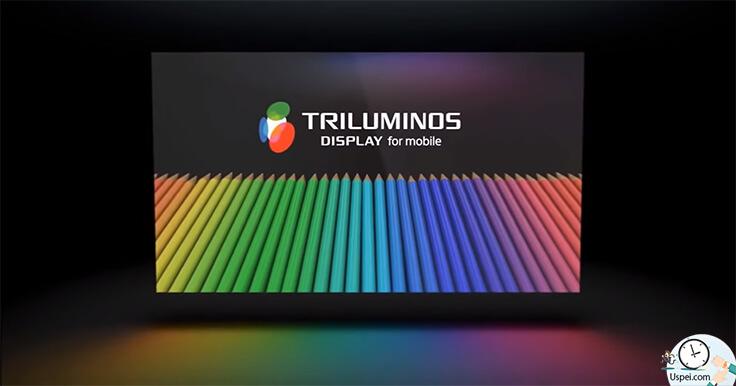 QLED-экран - Sony Triluminos, где также используются квантовые точки.