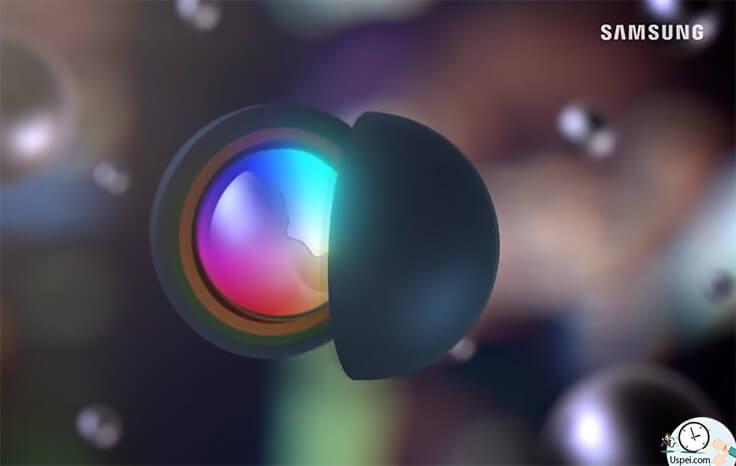 QLED-экран - Квантовые точки - это кристаллы из полупроводниковых материалов размером меньше 1/10000 от человеческого волоса