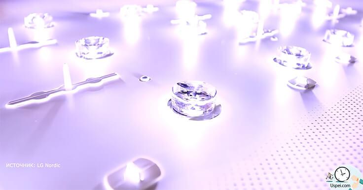 QLED-экран - бутерброд из поляризационных фильтров, который нужен для построения правильного, равномерного светового потока