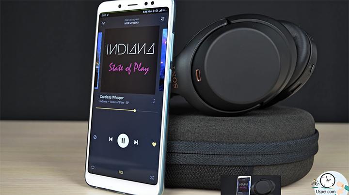 Обзор Sony WH-1000xm3 - управление и звук