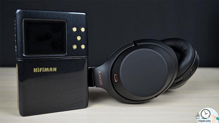 Обзор Sony WH-1000xm3 - управление и звук вариант c монстром, легендой своего времени - Hifiman 801