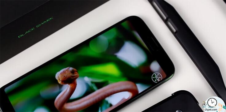 Xiaomi Black Shark - ДИСПЛЕЙ