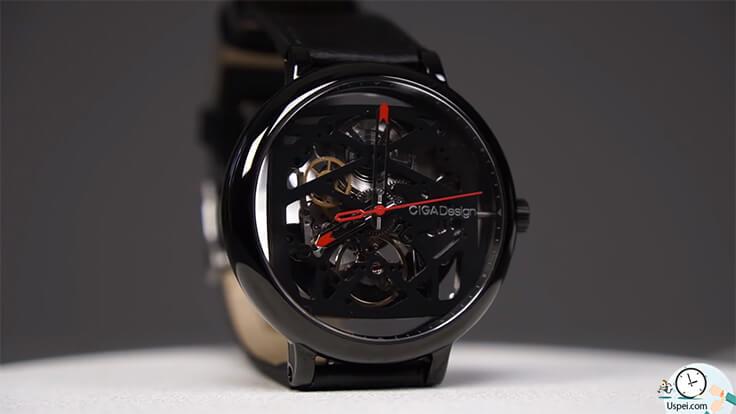 Механические часы скелетоны Xiaomi Ciga Design Creative