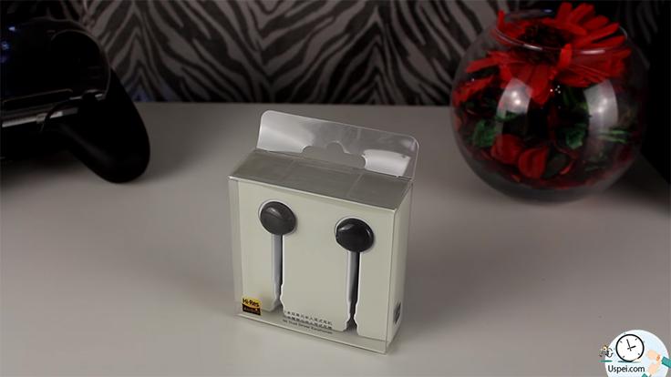 Xiaomi Dual Drivers In-ear Earphones - упаковка