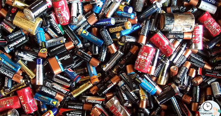 Как работают АККУМУЛЯТОРНЫЕ батарейки