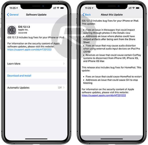 Обзор iOS 12.1.3 ФИНАЛ