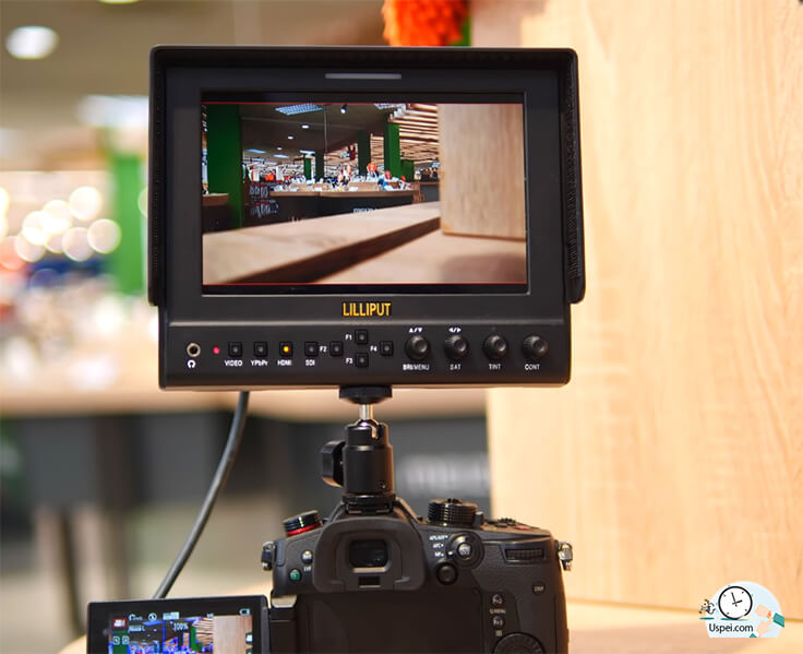 внешний монитор для камеры фирмы Лилипут