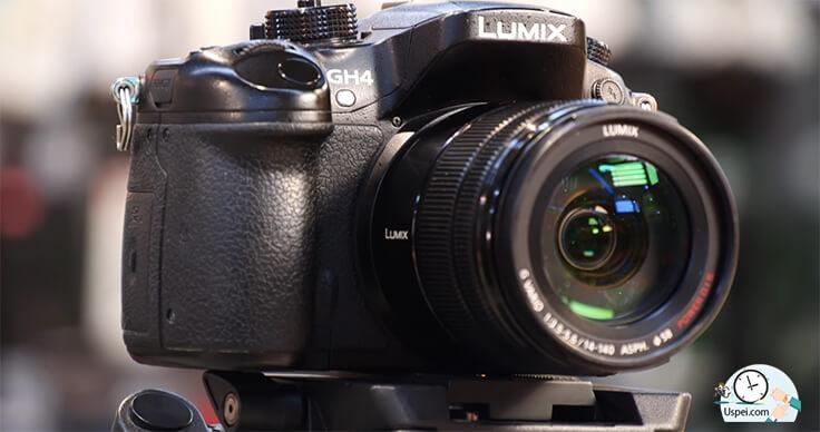 обновились на Lumix GH5s, которая вышла специально для видеомейкеров