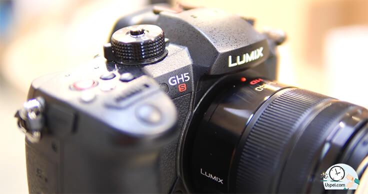 Lumix GH5s записывает сразу на две карты памяти