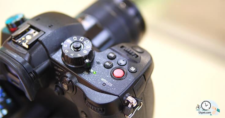 Lumix GH5s Камера отличная, все что нам от нее нужно – она выполняет
