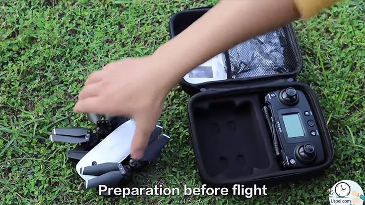 Квадрокоптер SMRC S20
