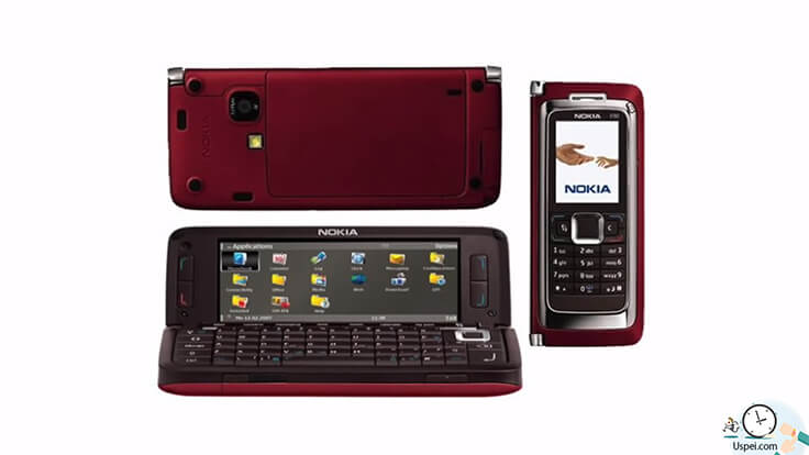 Концепция Galaxy Fold чем-то напоминает древние Nokia 9300
