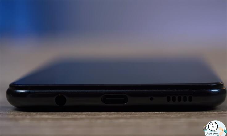 Samsung Galaxy M20 - type-c для зарядки