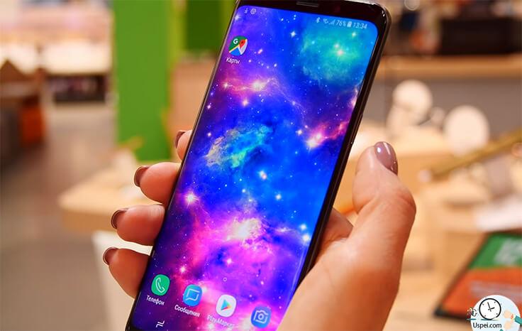 Что лучше: Samsung Galaxy S10e или S9? сканер отпечатков