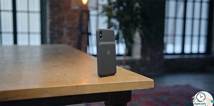 Обзор Smart Battery Case для iPhone XS