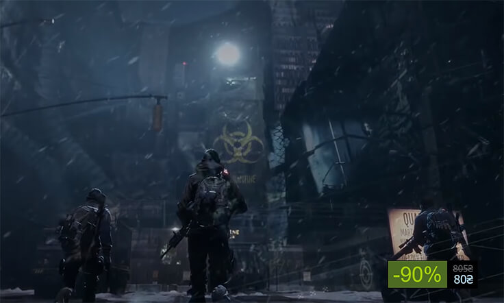 Tom Clancy's The Division Ubisoft
