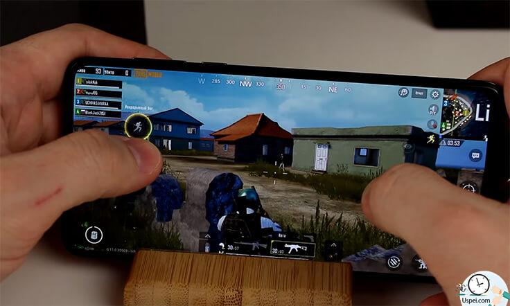 Xiaomi Mi Mix 3 - производительность