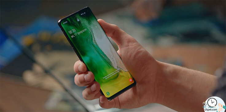 Обзор Samsung Galaxy S10, S10+ и S10e. Super Amoled Display