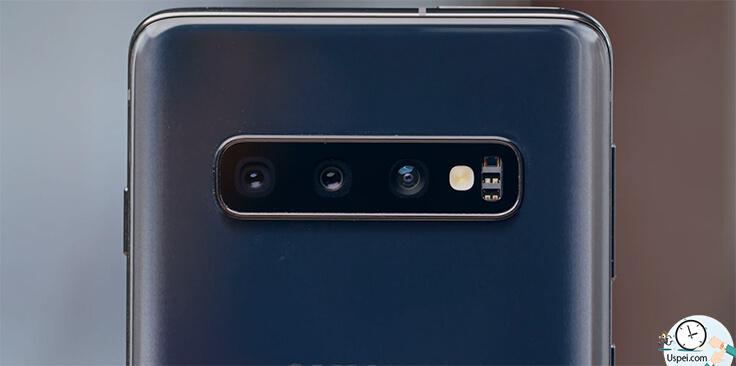 Обзор Samsung Galaxy S10, S10+ и S10e. Глазки камер